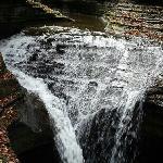 Fall in Watkins Glen State Park