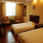 GreenTree Inn Wuxi Huishan Road Express Hotel