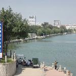 江北水城护城河