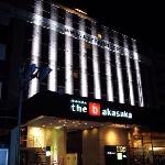 B hotel夜景
