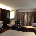 Foto de Kaibin Apartment Hotel Nanjing Xinjiekou Kairun Jincheng