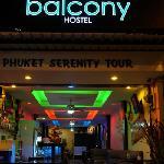 Balcony Hostel