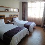 Jiajie Courtyard Hotel Longhua