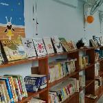 温馨的图书馆