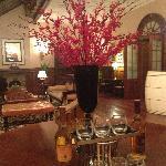 百年酒店lobby