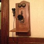百年老电话