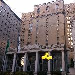 古老的大酒店