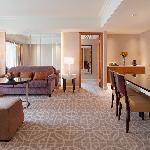 君悦双卧室套房(Grand Deluxe Two Bedroom Suite)