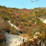 神灵寨,秋景