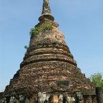 大象托起的寺