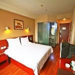 Foto de GreenTree Inn Tianjin Huanghedao Wujincheng Business Hotel