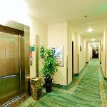 Foto de GreenTree Inn Hefei Gaoxin District Business Hotel