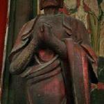 精美木雕佛像