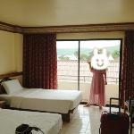 酒店绝对超级方便!