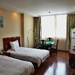 GreenTree Inn Nantong Hai'an Development Zone Express Hotel Foto