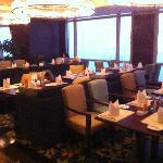 豪华阁酒廊早餐