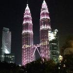 双子塔 Twin-Tower