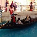 澳门度假村还有船坐的~