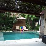 私家小泳池