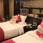 Photo de Lemon Hotel Xi'an Yuxiangmen