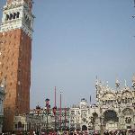 白天的圣马可广场