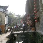 Jiaxing Ancient Town Tianning Scenic Resort