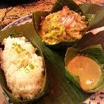 柬埔寨当地特色菜肴Amok