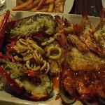 双人海鲜餐
