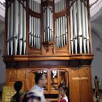博物馆里最大的钢琴