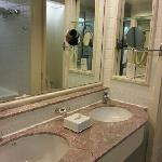 洗手间很大