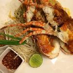 传统泰式龙虾