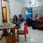 餐厅和客厅