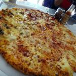超级大的PIZZA