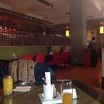 亚洲风情餐厅