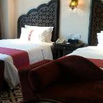 Foto de Hotspring Holiday Inn Beijing Moon River