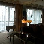 酒店内客厅