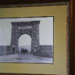 壁画-黄石北门