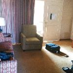房间的客厅
