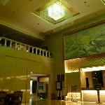 拉萨饭店的大堂
