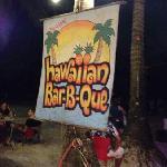 Hawaiian bar-b-que