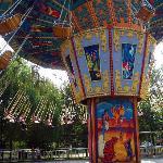 朝阳公园游乐设施