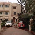 Foto de Bharat Mahal Palace