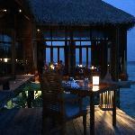 mandhoo spa restaurant
