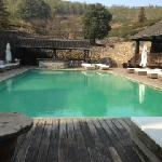 最爱的恒温泳池