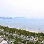 豪华海景房阳台观海