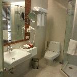 酒店的洗手间