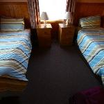 two beds room