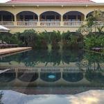 酒店新泳池