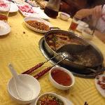 Chuan Guo Yan Yi Hotpot Shi Fu (Yu Sha Road)