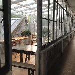 走廊和露台